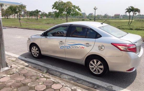 Toyota vios 2019 1.5 mt od 2,2v km
