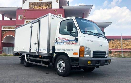 Xe tải 2.5 tấn Hyundai mighty N250sl thùng 4m3