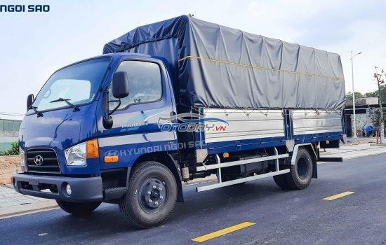Xe 7 tấn Hyundai Mighty 110SP thùng 6m