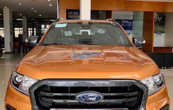 Ford Ranger Wildtrak 2.0L 4X4 AT Bi-Turbo 2020