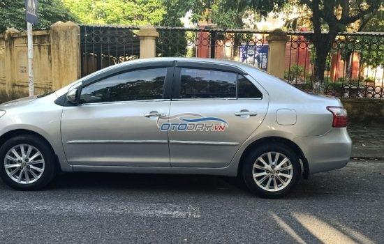 Cần bán nhanh Toyota Vios 2012 số sàn, biển Hà Nội