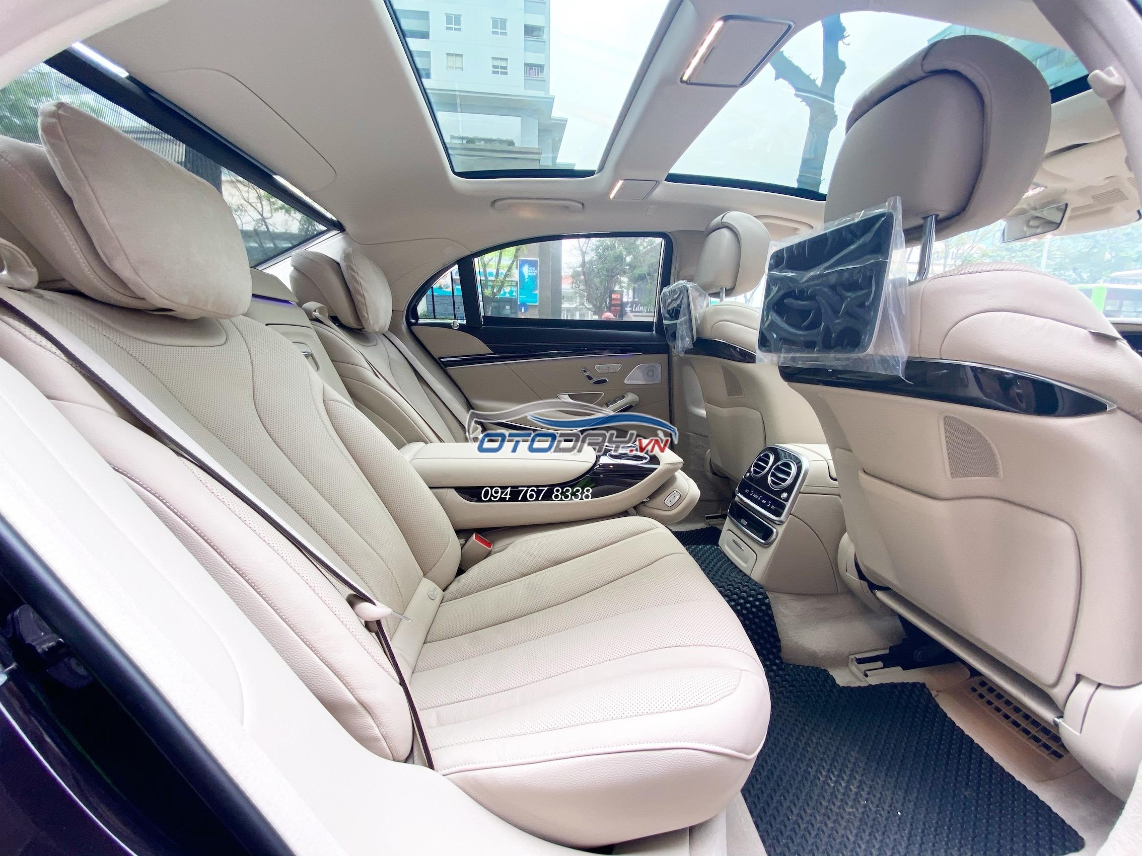 Bán xe Mercedes S450L 2021 bản Limited Siêu lướt Chính chủ biển cực đẹp Giá tốt