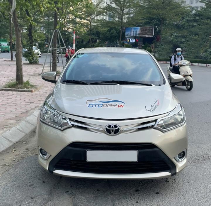 Anh Tiệp bán xe Toyota Vios E 2015, giá 309 triệu chính chủ